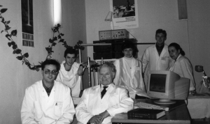 Сотрудники 1999