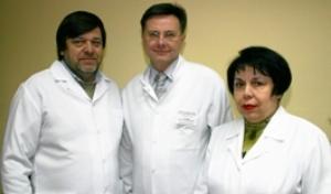 Сотрудники Лаборатории биомеханики